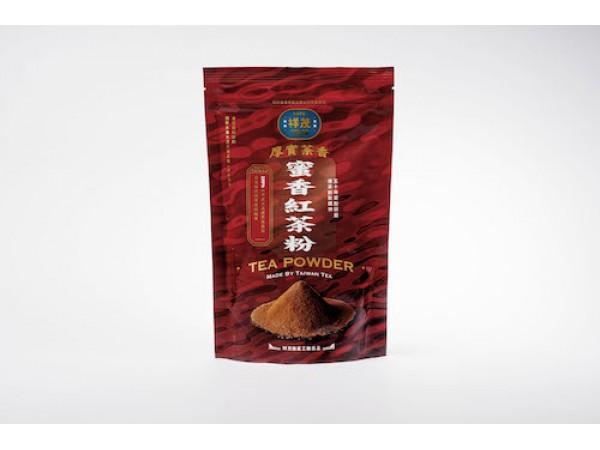 厚實茶香|蜜香紅茶粉