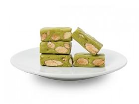 阿樂師綠茶杏仁牛軋糖